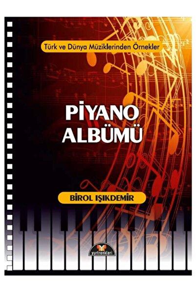 Yurtrenkleri Yayınevi Piyano Albümü-birol Işıkdemir