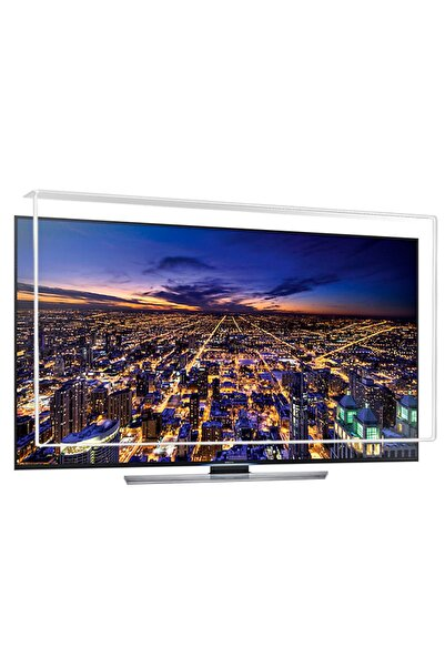NANOPIXEL , 3mm Toshiba 65inç Tv Ekran Koruyucu / Ekran Koruma Paneli