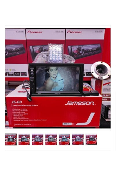 Jameson Gece Ve Geri Görüş Kamera Hediyeli Jack Martin Jm-701 Bt