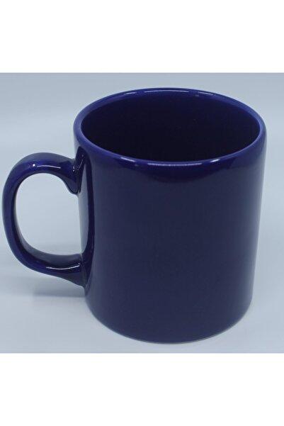 Keramika Silindirik Kupa Lacivert Tr200324fmx3a000000matv100