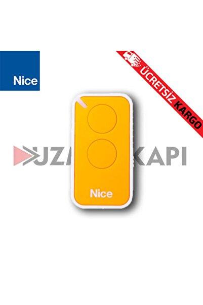 NİCE Era Inti Renkli Kumanda (sarı)