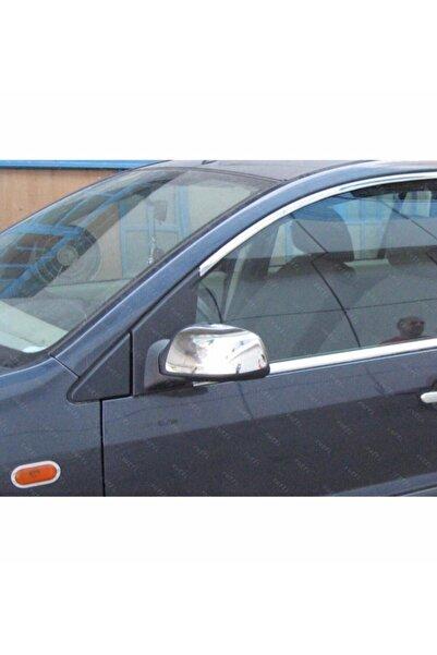 FAMS OTO AKSESUAR Ford Fiesta Krom Ayna Kapağı 2 Parça 2005-2008 Arası P.çelik