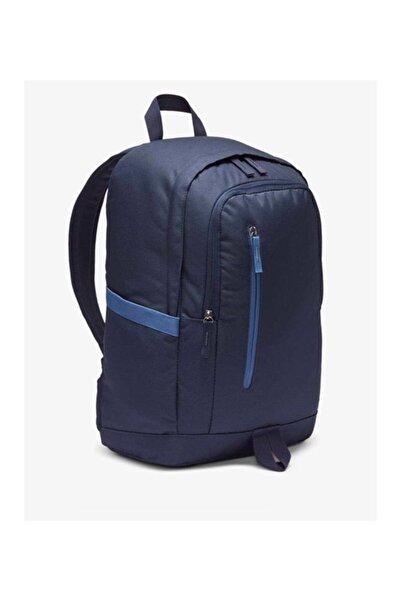 Nike Unisex Lacivert Sırt Çantası Laptop Bölmeli Çanta