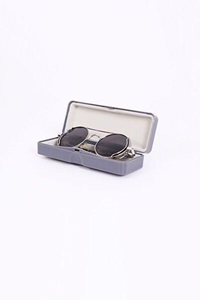 Kapin Nardo Gray Plastik Gözlük Kabı Güneş Gözlüğü Kutusu