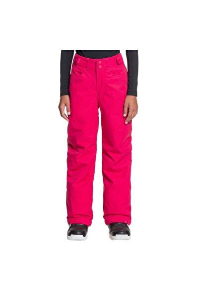 Roxy Unisex Kırmızı Spor Pantolon