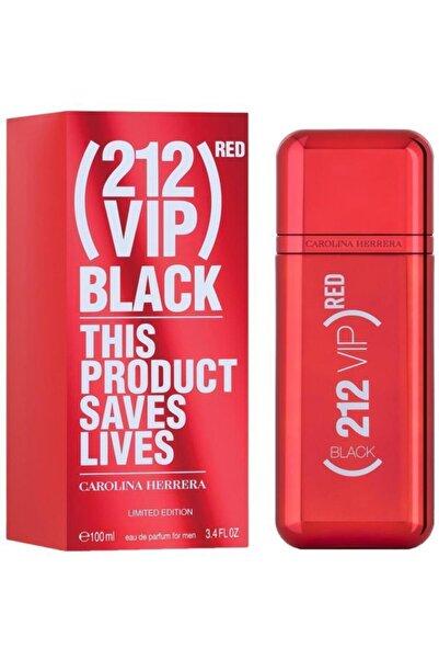 Carolina Herrera 212 Vıp Black Red Edp 100 ml Erkek Parfüm 8411061970935