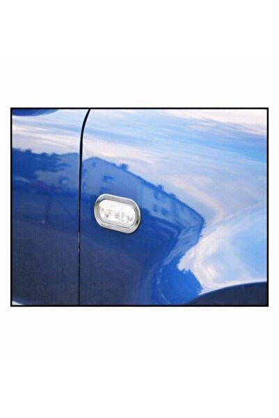FAMS OTO AKSESUAR Ford Fiesta Krom Sinyal Çerçeve 2 Prç. 2001-2009 Arası P.çelik