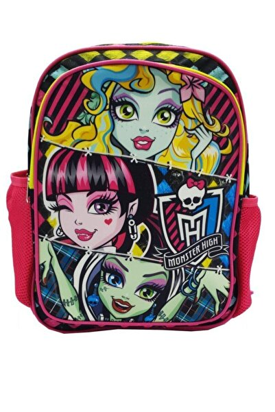 Hakan Çanta Monster High Sırt Çantası 87604