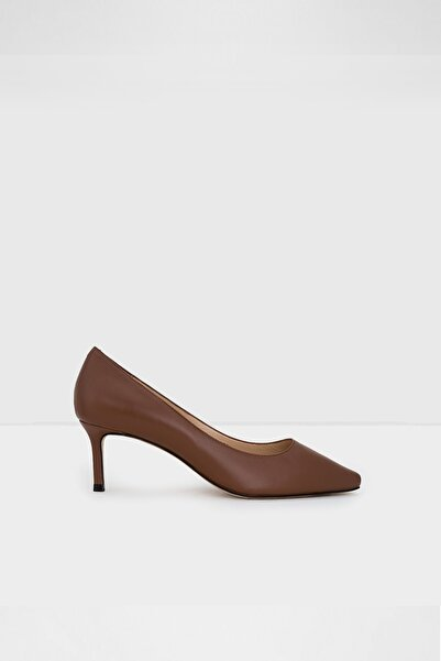 Aldo Kadın Kahverengi Topuklu Ayakkabı