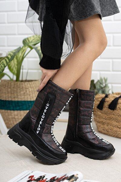 Twingo 990 Soğuk Geçirmez Kadın Bot Ayakkabı