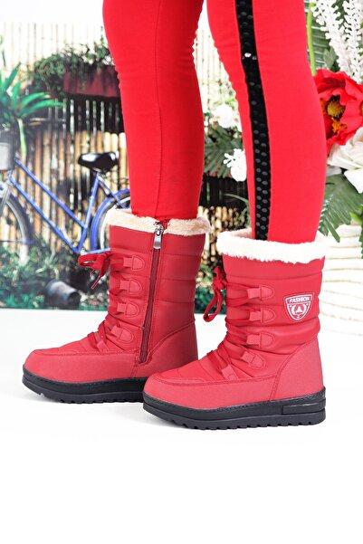 Twingo 995 Soğuk Geçirmez Kız Çocuk Bot Ayakkabı