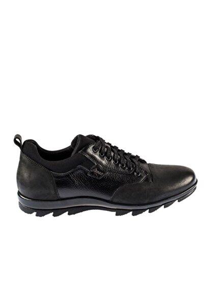Fosco Erkek Siyah Ayakkabı