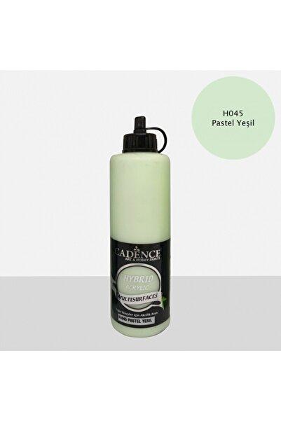 Cadence Hibrit Multisurface Akrilik Boya 500 Ml H045 Pastel Yeşil