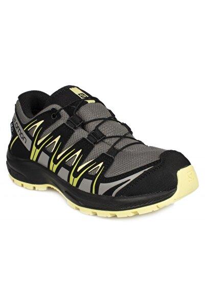 Salomon Unisex Gri Ayakkabı