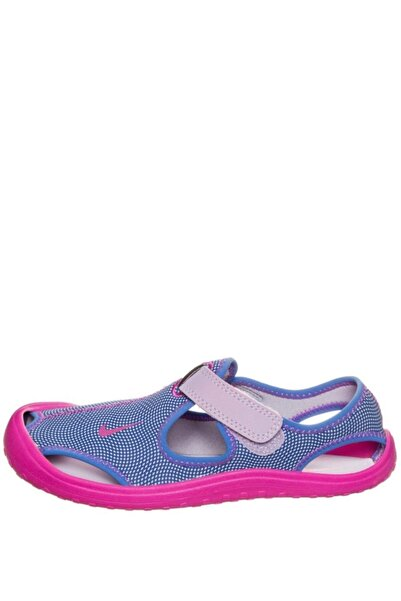 Nike Kız Çocuk Mor Sunray Protect Mor  Sandalet 903633-500