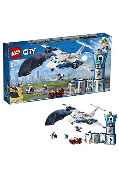 LEGO Lsc60210 Gökyüzü Polisi Hava Üssü /city +6 Yaş 529 Pcs