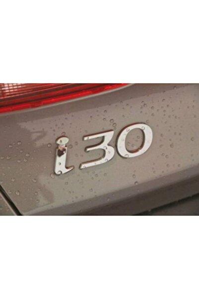 Momo Hyundai I30 Bağaj Kapağı Yazısı