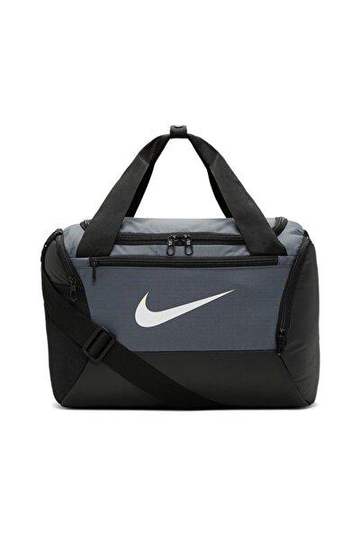 Nike Unisex Gri Brasılıa Xs Sıze Spor Çanta Ba5961-026