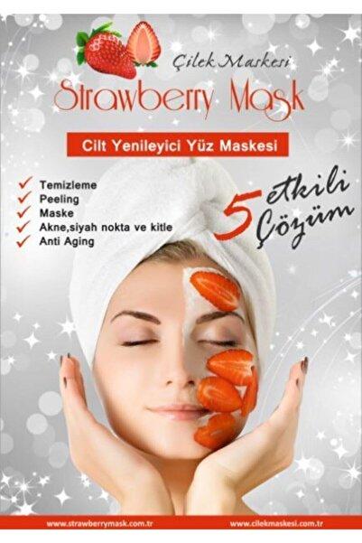 Universal Strawberry Mask Çilek Maskesi 150 Ml