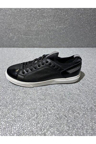 TETRİ Erkek Siyah Günlük Sneakers