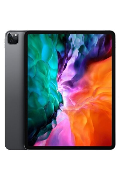 "Apple iPad Pro 4.Nesil Wi-Fi 128GB 12.9"" Tablet - Uzay Grisi MY2H2TU/A"