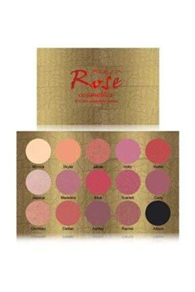 Rose 15 'li Twilight Far Paleti