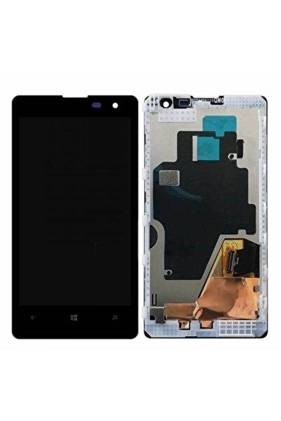 Nokia Lumia 1020 Lcd Dokunmatik Ön Cam Çıtalı Ekran