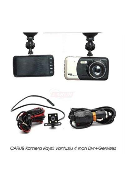 Nettedarikçisi Oto Kamera Kayıtlı Vantuzlu 4 Inch Dvr+gerivites