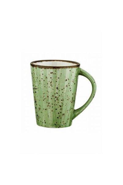 Kütahya Porselen Corendon Mug Bardak Yeşil 2li