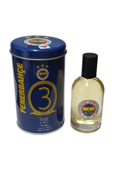 Fenerbahçe No 3 Edt 100 ml Erkek Parfümü