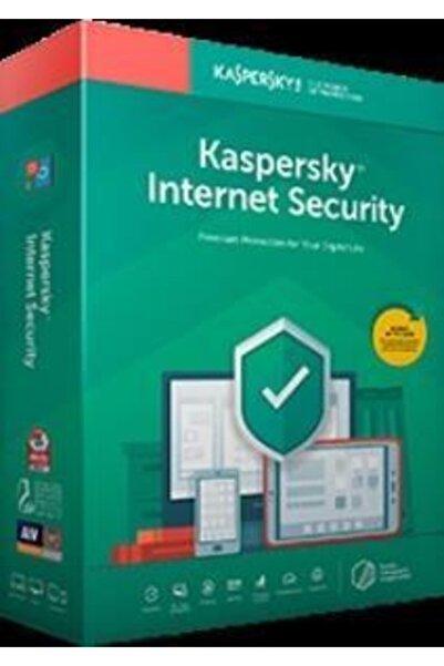 KASPERSKY Kıs2-2019 Internet Securıty 2 Kullanıcı 1 Yıl Kutu