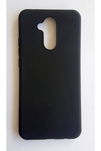 Elite Huawei Mate 20 Lite Rubber Case Kamera Korumalı Yumuşak Slikon Kılıf