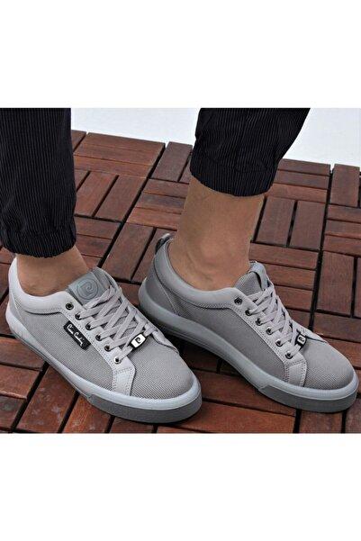 Pierre Cardin Erkek Gri Casual Ayakkabı