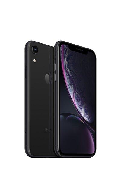 Apple iPhone XR 128GB Siyah Cep Telefonu (Apple Türkiye Garantili) Aksesuarsız Kutu