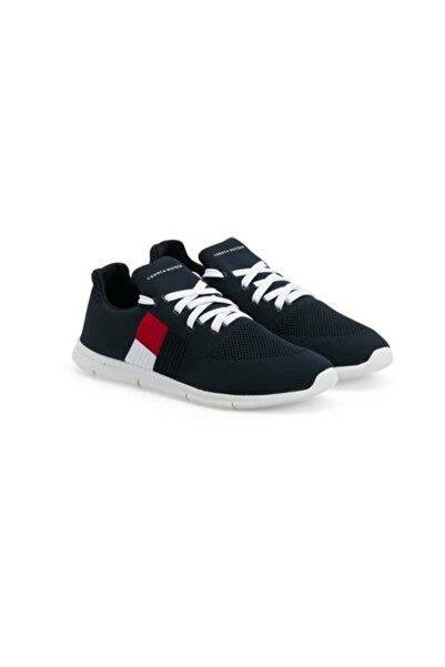 Tommy Hilfiger Kadın Mavi Spor Ayakkabı Xw0xw01211 Cjm