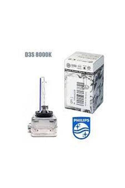 Philips D3s Xenon Ampül Orjinal 8000k Ampül
