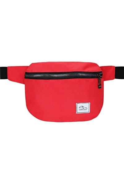 Cambridge Polo Club Kadın Kırmızı Bel Çantası Plevr50061