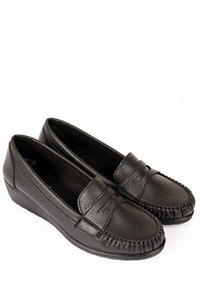 G.Ö.N Kadın Siyah Günlük Ayakkabı