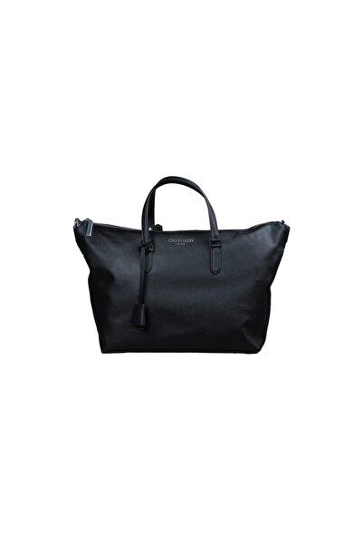 Calvin Klein Kadın Siyah Çanta K60k607060-bax
