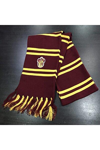 Harry Potter Orijinal Lisanslı Gryffindor Atkı