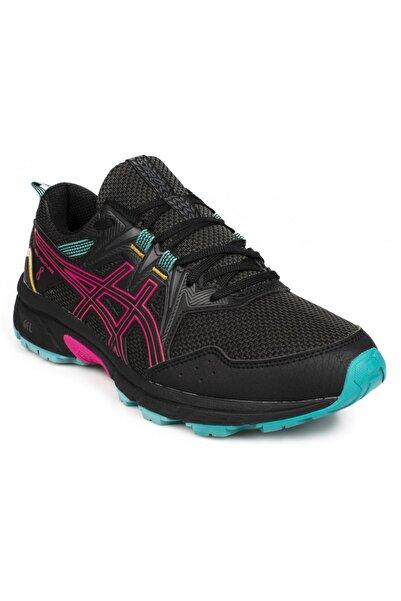 Asics Kadın Z Gel-venture 8 Koşu Siyah Spor Ayakkabı 1012a708