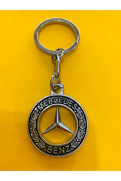 MERCEDES Logolu Lüx Anahtarlık