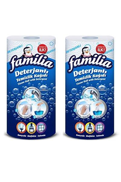 familia Deterjanlı Temizlik Kağıdı 2'li Set