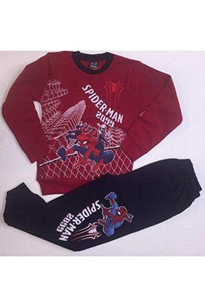 Tarık 7-8 Yaş Spiderman Pijama Takım