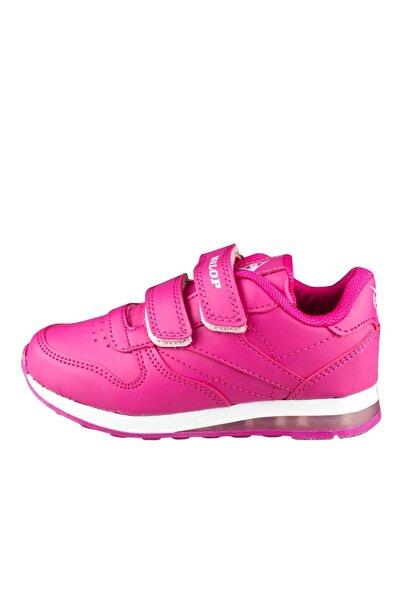 DUNLOP Kız Çocuk Fuşya Spor Ayakkabı