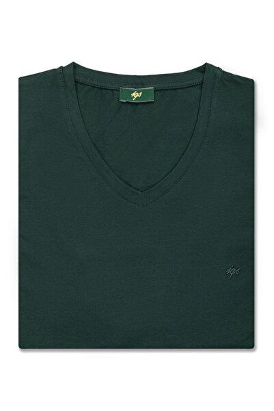 İgs Erkek Nefti Modern Fit T-Shirt