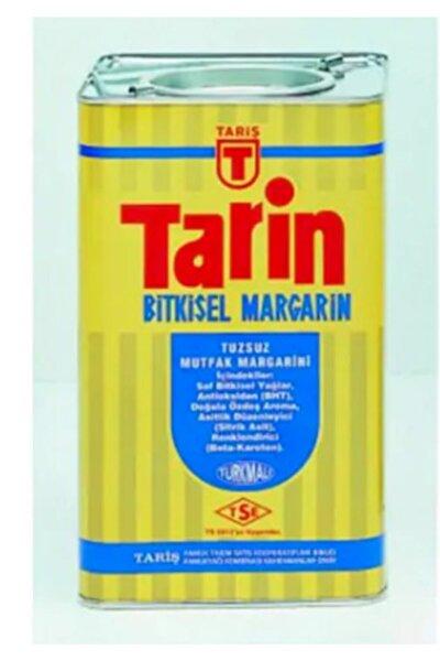 Tariş Tarin Tuzsuz Bitkisel Margarin Teneke 18 L