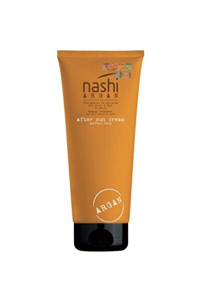 Nashi Argan After Sun Cream Güneş Sonrası Vücut Kremi 200 Ml