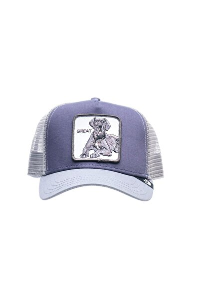 Goorin Bros Unisex Beyaz Baskılı Şapka