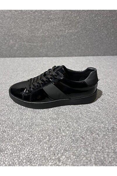 TETRİ Erkek Siyah Günlük Sneaker